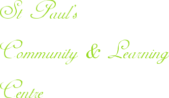 www.stpaulscommunitycentre.co.uk Logo